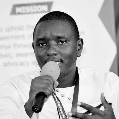 Tony Mwebia