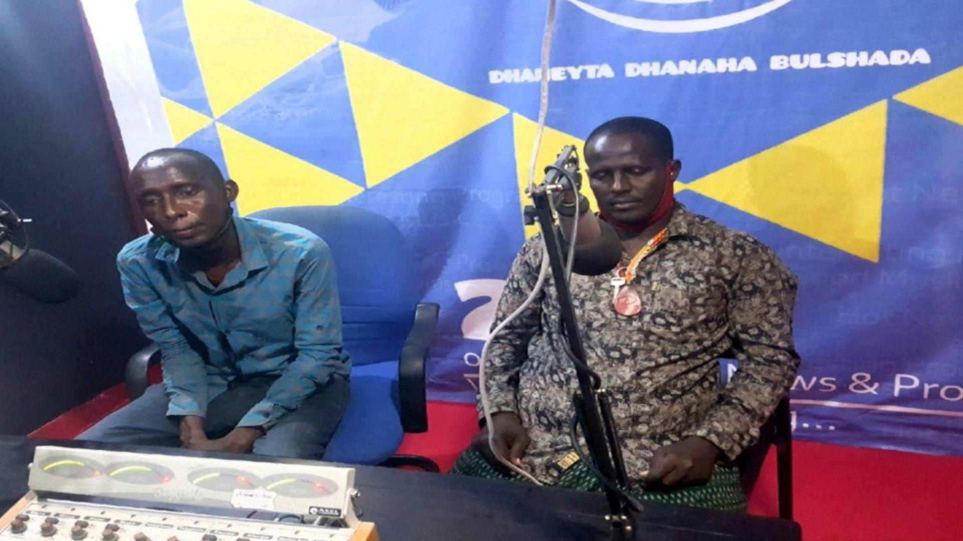 Fathers fight against FGM on Radio in Wajir County, Kenya