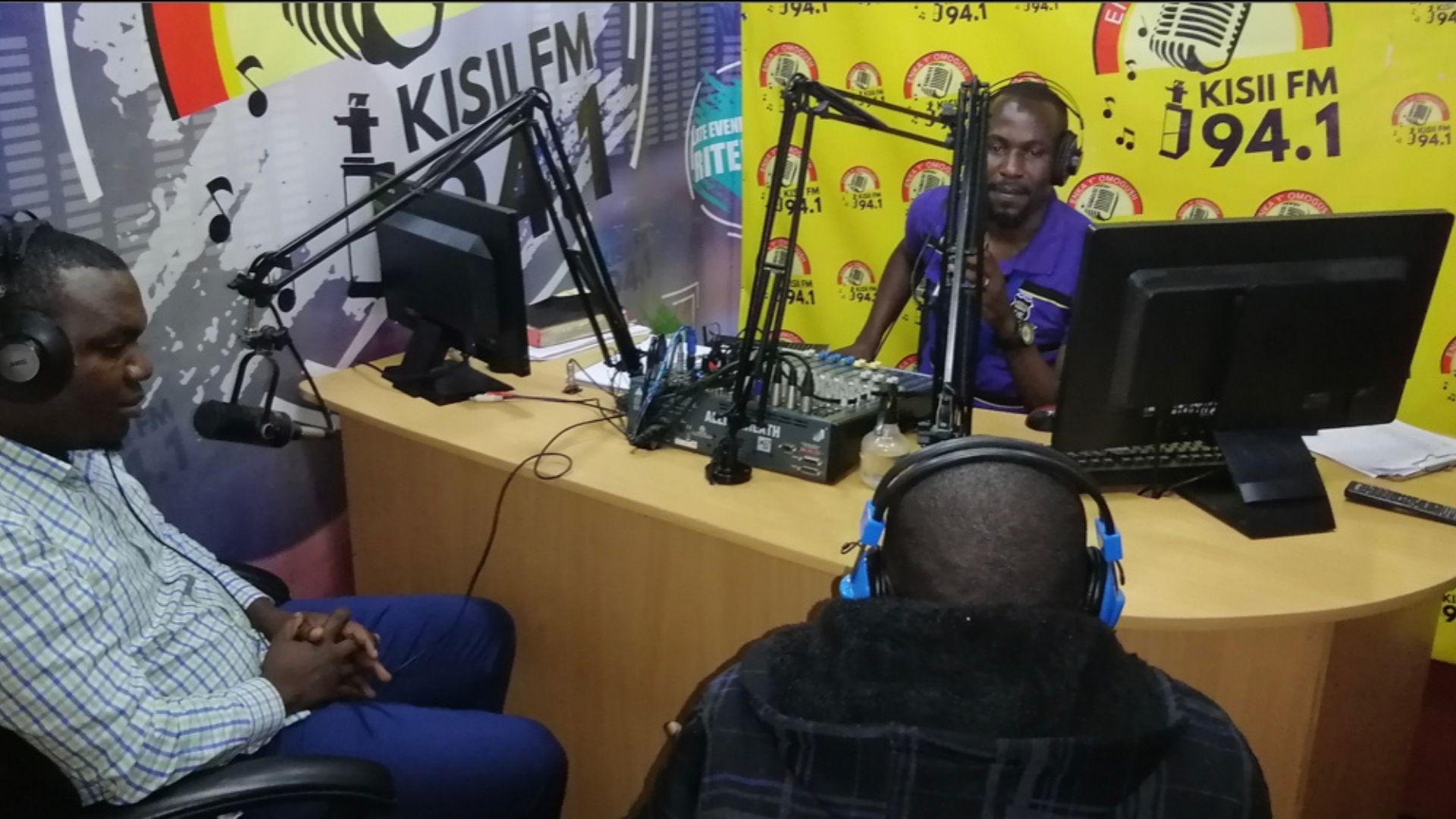 Campaigner speaks of FGM medicalisation on local Radio