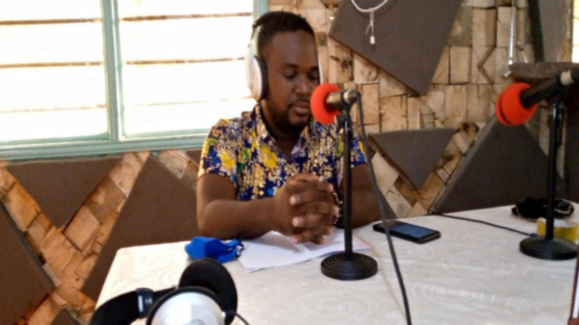 Radio show takes a Religious stance on FGM saying Stand Up for what is Right and End FGM