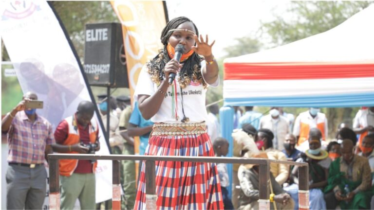 A week of Events to End FGM in West Pokot County, Kenya