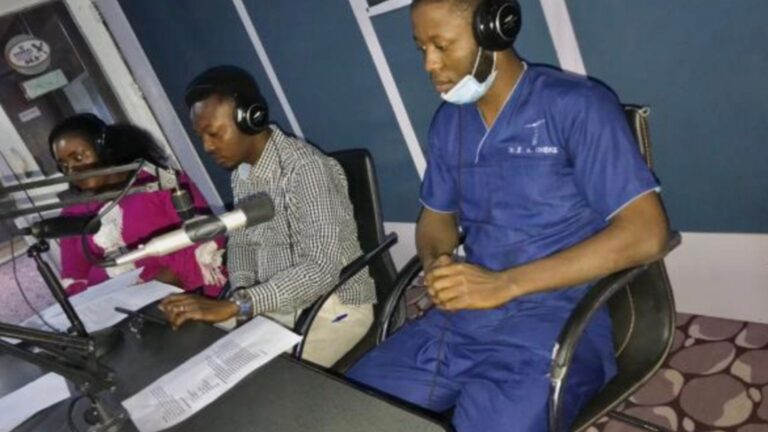 Radio awareness programs on End FGM across North-Eastern Nigeria