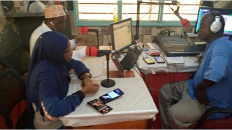 Religious Leader debunks FGM on Kenyan Radio