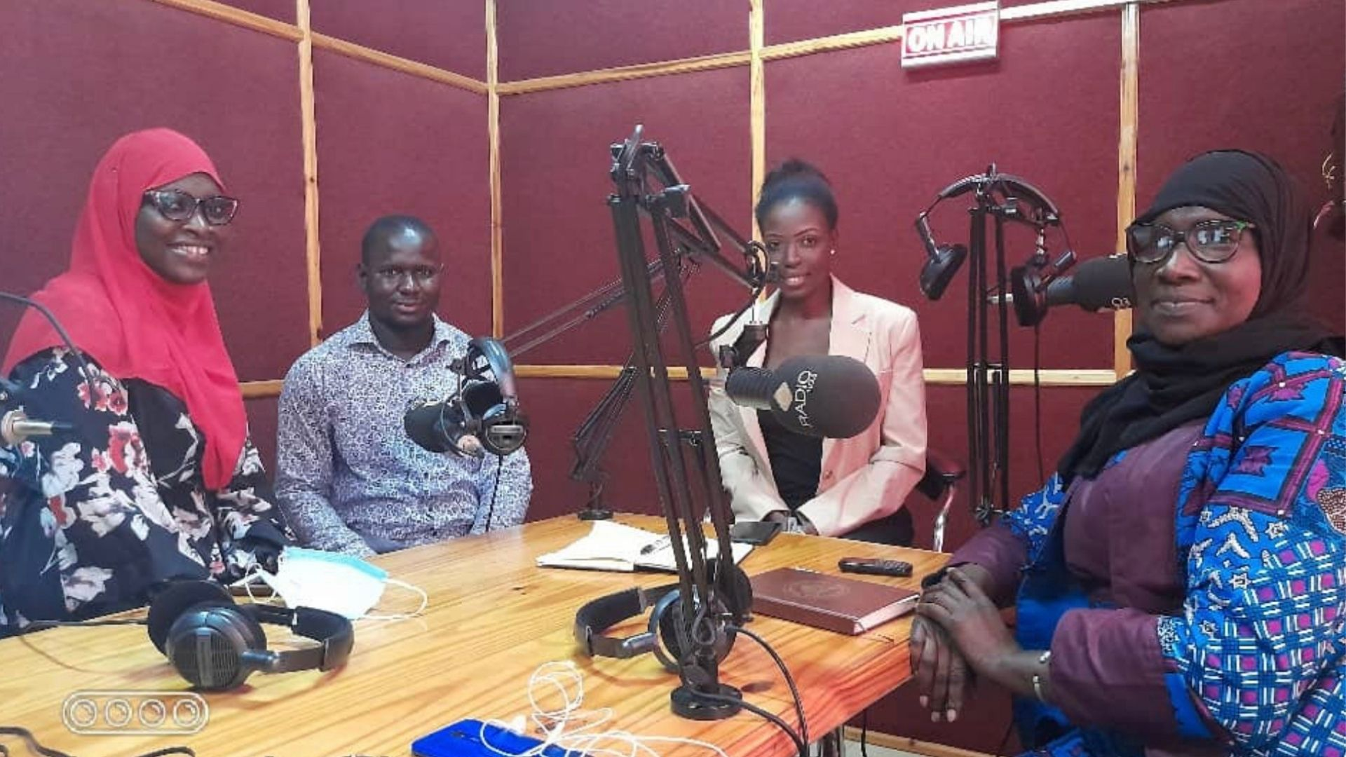 Men Share on Radio, the Problems their Wives Face as FGM Survivors, The Gambia