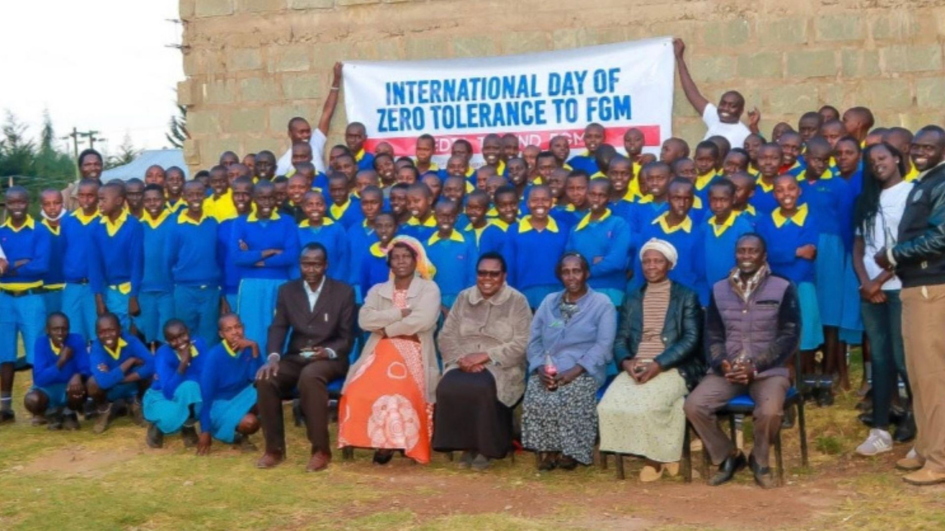 Men have an equal role in helping to End FGM