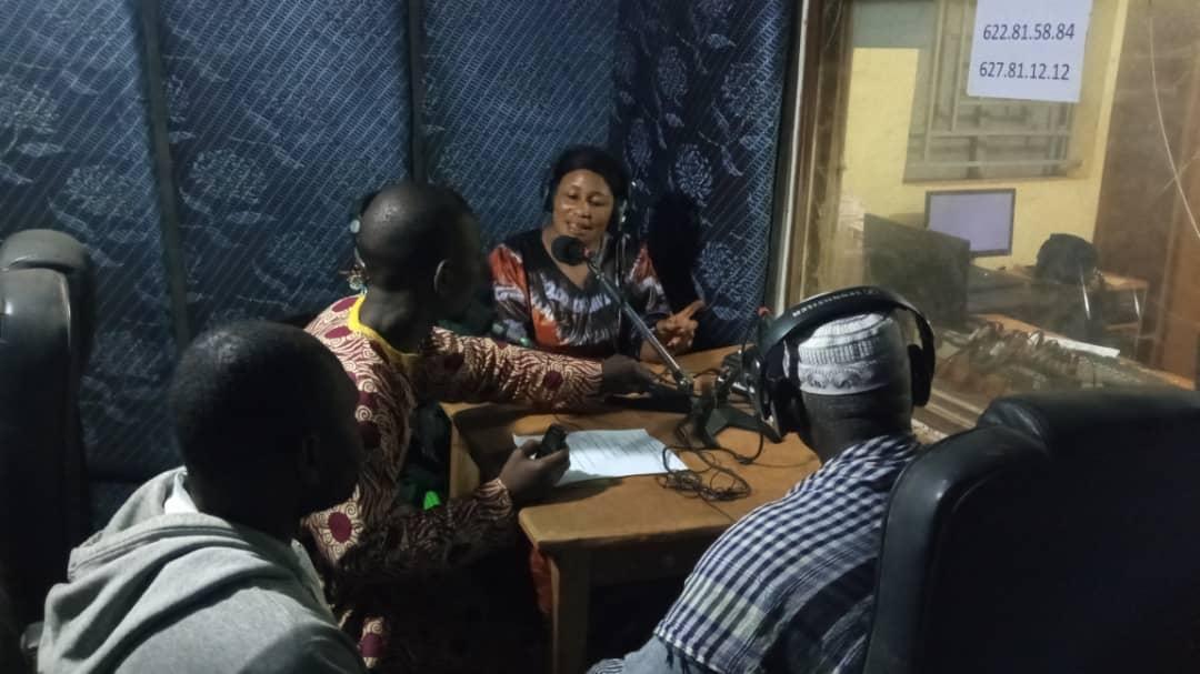 Campagne de sensibilisation sur Radio Rurale Beyla