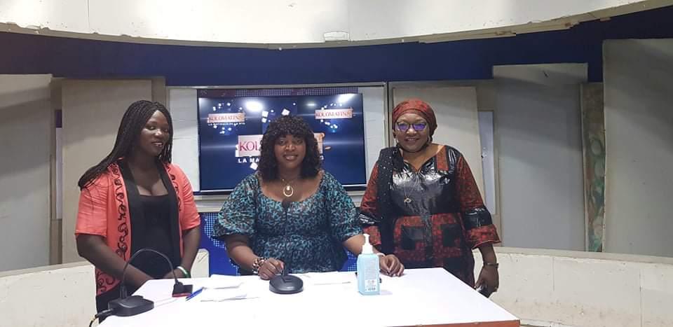 Sensibilisation des mères aux dangers des MGF sur la Radio TV Nationale