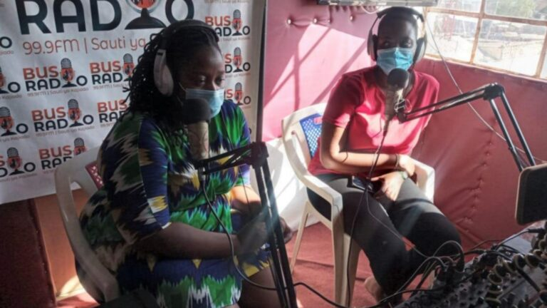 Radio show talks about cross-border-FGM in Kajiado, Kenya