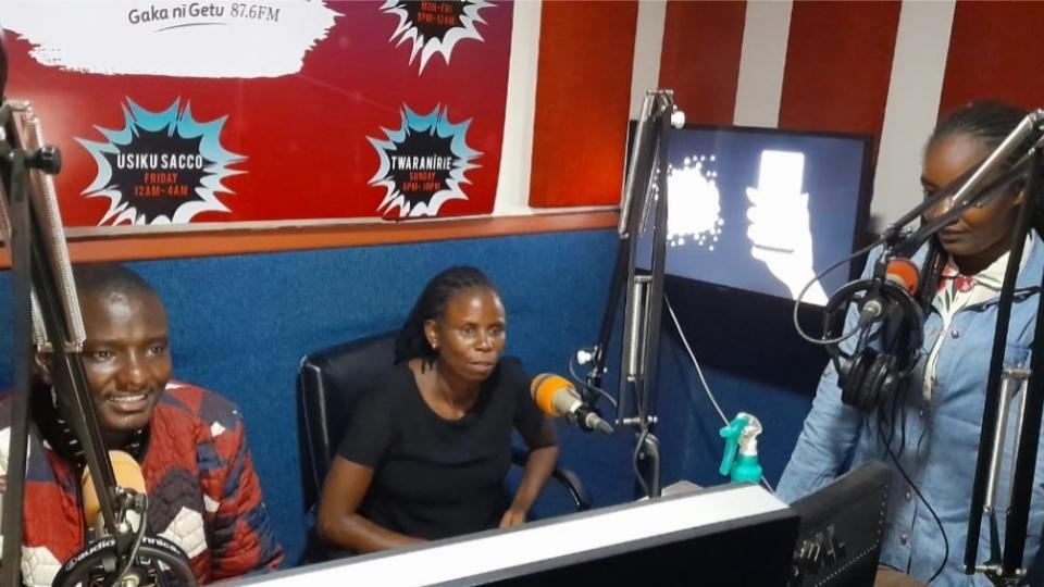 Anti-FGM Radio Show Reaches 1.5 Million People, in Meru County, Kenya