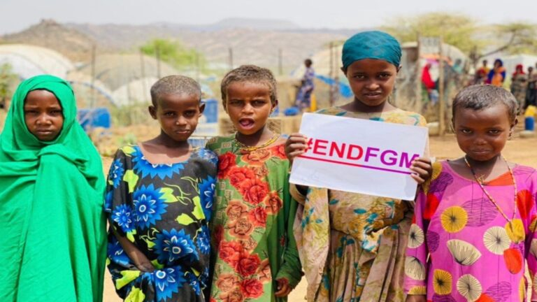 """Media is Leading the Conversation for Ending FGM"" – Somali region, Ethiopia"