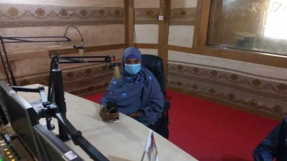 Police Warns FGM Practicing Communities on Radio in Wajir, Kenya