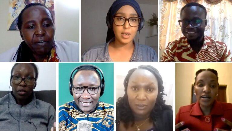 Media Masterclass on reporting FGM in Kenya